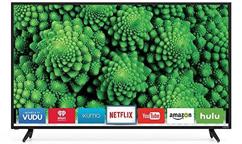 VIZIO D50F-E1 50' Class  Smart LED HDTV - Black