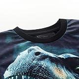 Little Boys Dinosaur Sweatshirt Toddler Top T-Shirt
