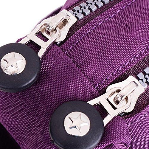 Adulte Sacs Unisexe Moonbuy bandoulière violet femme W60ggn