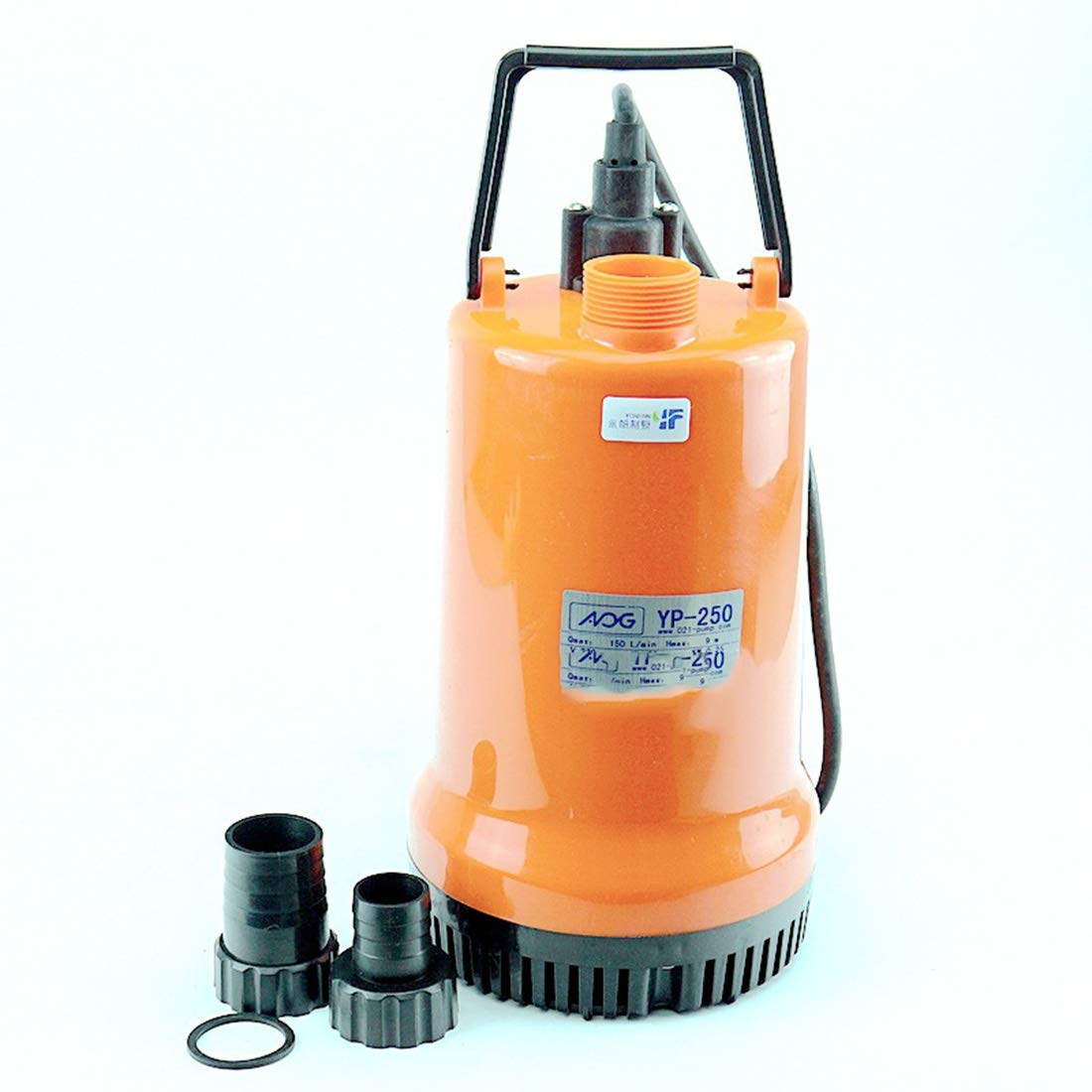400w TDD Submersible Water Pump Fountain Water Pump For Aquarium Tabletop Fountains Pond Water Gardens And Hydroponic