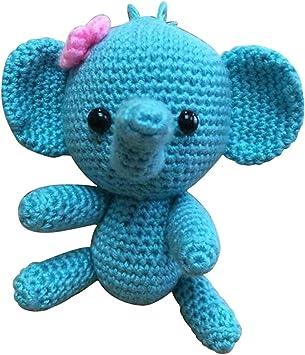 Frau Tschi-Tschi: Ein Amigurumi Elefant für Baby Lilli ... | 355x307