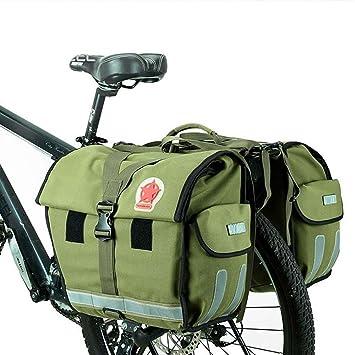 Amazon.com: Bolsa para tubo frontal de bicicleta, de PVC ...
