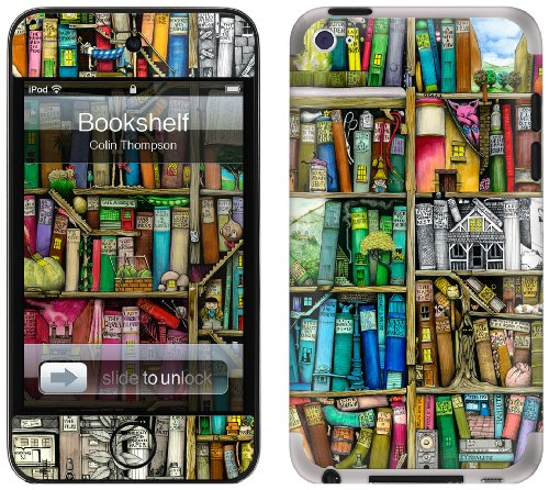 GelaSkins Protective Skin for iPod Touch 4G with Access to Matching Digital Wallpaper Downloads - - Wallpaper Digital