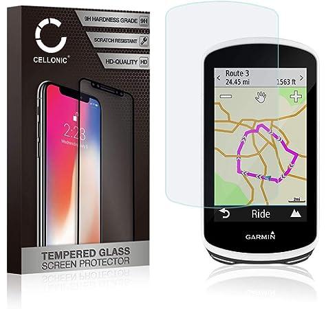 TUSITA Funda para Garmin Edge 1030 Plus - Protectora de Silicona Skin - Accesorios para computadora con GPS: Amazon.es: Deportes y aire libre