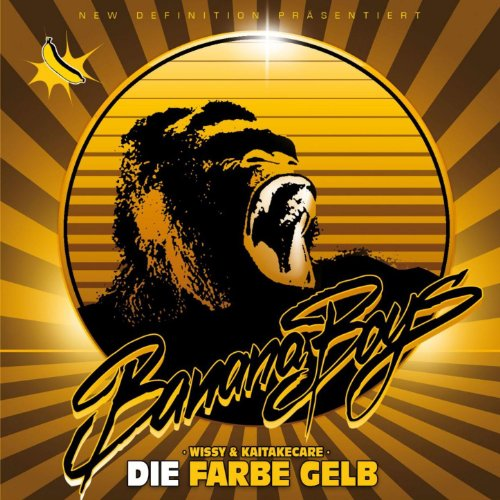 die farbe gelb by bananaboys on amazon music. Black Bedroom Furniture Sets. Home Design Ideas