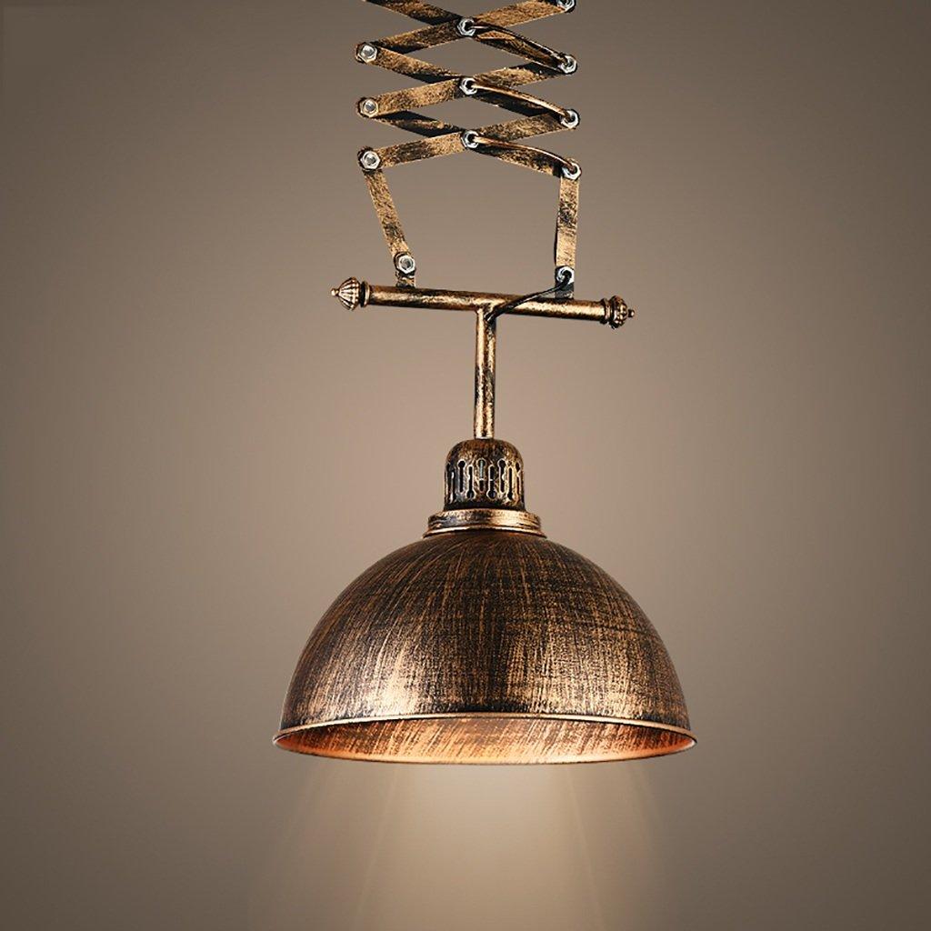 Amazon com zxfgdd down lights telescopic light modern hanging lamp