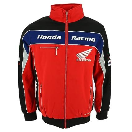 Honda Racing British Super Bikes BSB Soft Shell Jacket Official 2018