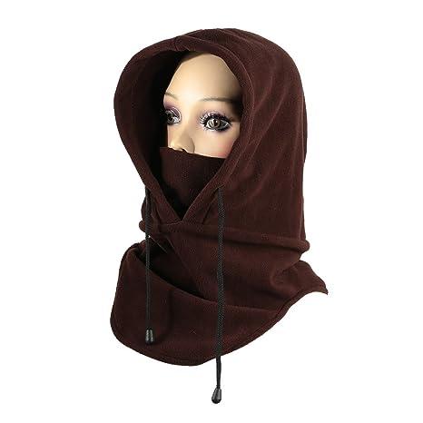 Máscara para el cuello con capucha para la cara de Gallowabe – Mascarilla para la cara
