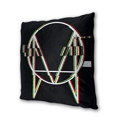 "Skrillex Outdoor/Indoor Cushions 18.5""x 18.5"", 2 Pieces: Kitchen & Dining"