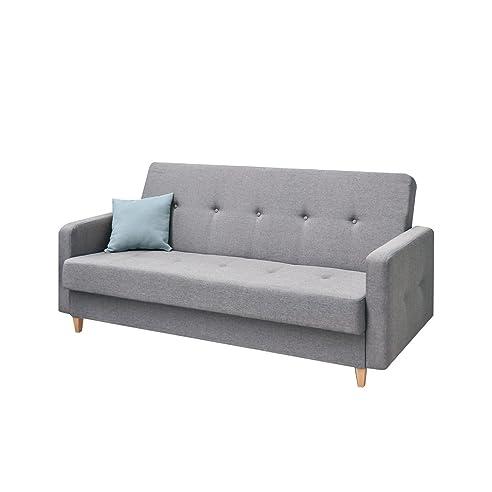 Bettsofa mit bettkasten  Design Schlafsofa Tango, Sofa mit Bettkasten und Schlaffunktion ...