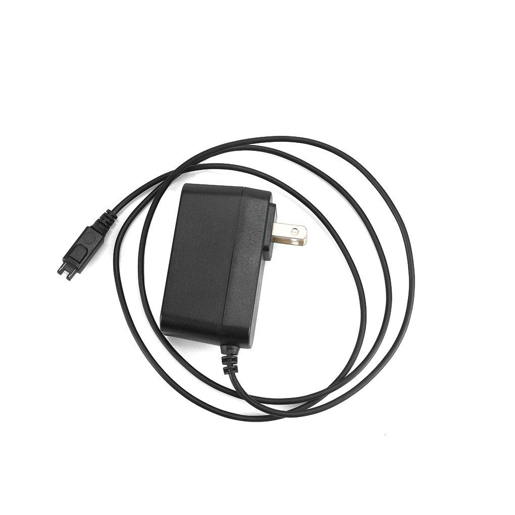 Ben-gi Ladeger/ät f/ür Motorola Funk Communicator Ricetrasmettitore FM MTP850 NNTN4250B MTP830 MTP810