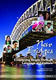 img - for New Bridges Book 1; written by Nancy Cheek; edited by Cherie Rempel (for beginner ESL / EFL students and English programs) book / textbook / text book