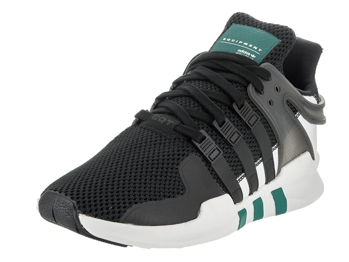 best service e72a6 564bf Amazon.com  adidas Mens Equipment Support ADV Core BlackSub GreenDGH  Solid Grey BA8321 (Size 8)  Fashion Sneakers