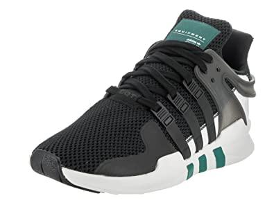 official photos a5fd3 02433 adidas Men's Equipment Support ADV Core Black/Sub Green/DGH Solid Grey  BA8321