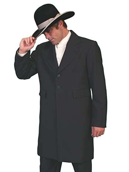 Victorian Mens Suits & Coats Mens Frock Coat  AT vintagedancer.com