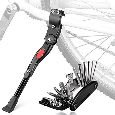 Oziral Pata de Cabra de Bicicleta con Herramienta Multifunción ...