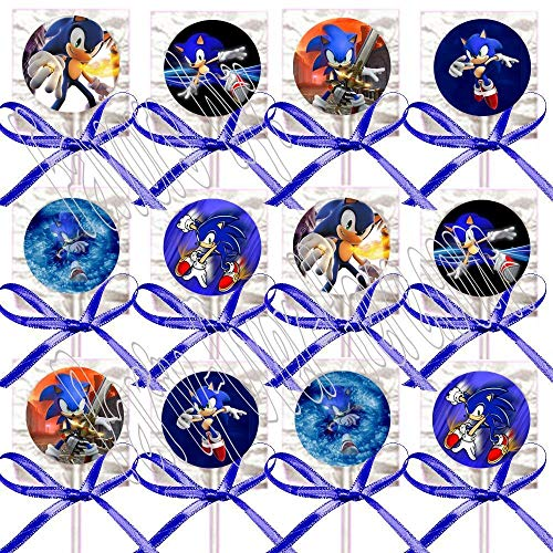 Sonic The Hedgehog Party Favors Supplies Decorations Video