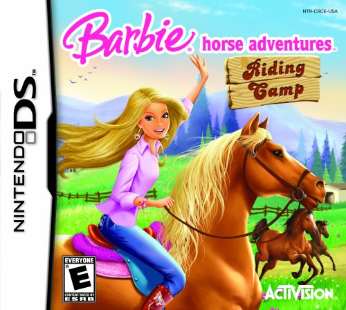 Barbie Horse Adventures: Riding Camp - Nintendo DS