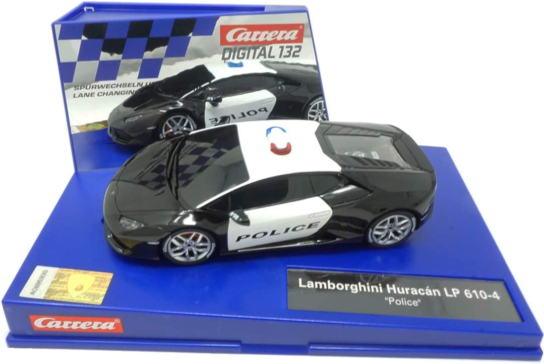 DIGITAL 132 CARRERA Lamborghini Hurac/án LP 610-4 Police