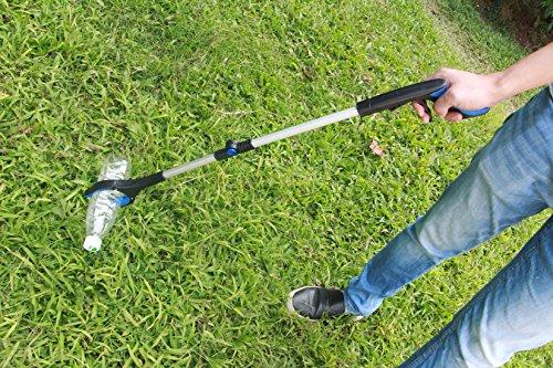 COJOY 32'' Folding Rotating Reacher Grabber Pickup Tool Extra Long Handy Mobility Aid Foldable Handy Arm Extender Makes for Trash Pick Up, Litter Picker, Garden Nabber, Disabled by COJOY (Image #6)
