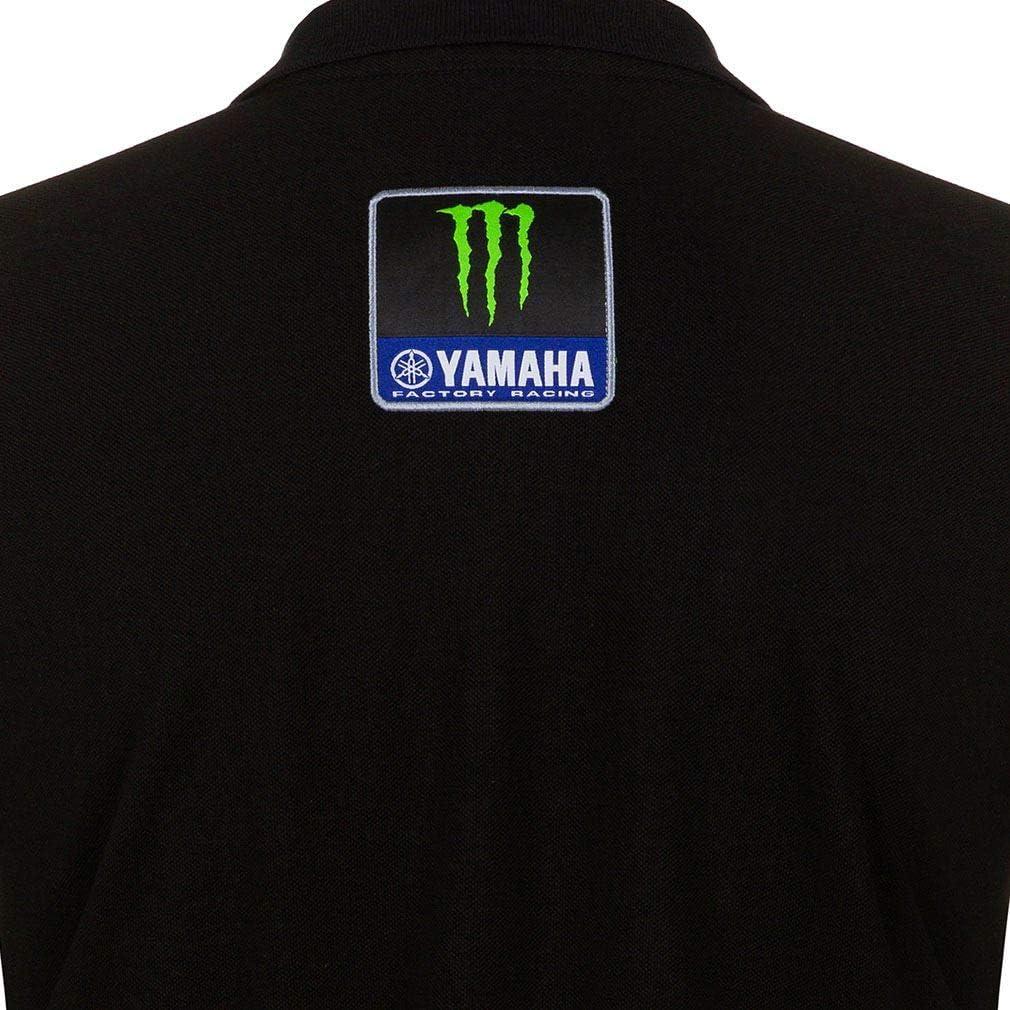 Amazon Com Valentino Rossi Polo Shirt Vr46 Motogp M1 Power Line Logo Yamaha Official 2020 Clothing