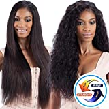 LOOSE CURL 7PCS (18″ 20″ 22″) – Naked Nature Brazilian Virgin Remy 100% Human Hair Wet & Wavy Review