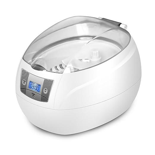 30 opinioni per Ultrasonic Cleaner, Charminer 750ml acciaio 42000 Hz 220v JP-900S piccolo