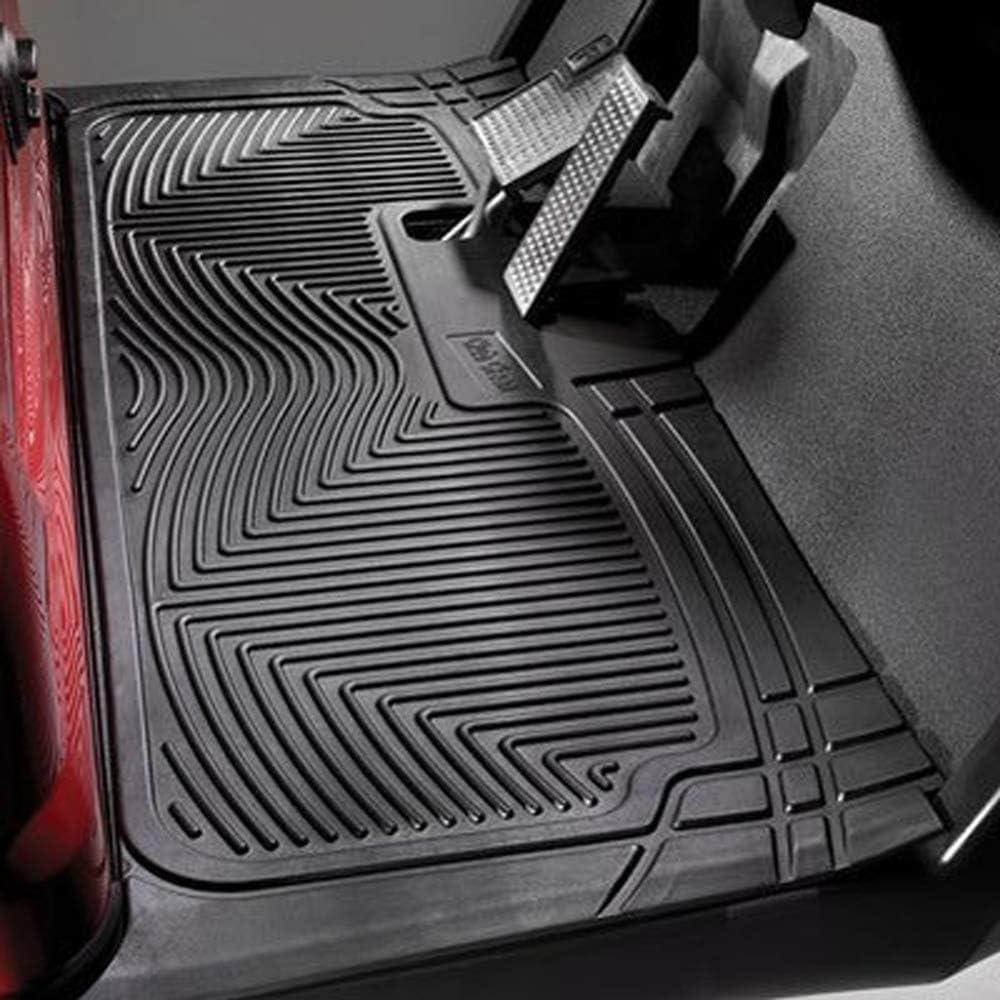 kemimoto Floor Mat Fits Ezgo RXV 2008-up Golf Cart 8mm Thick Floor Protector Cover