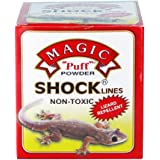 Magic Shock Lines Herbal Lizard Repellent Puff Powder