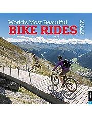World's Most Beautiful Bike Rides 2022 Wall Calendar