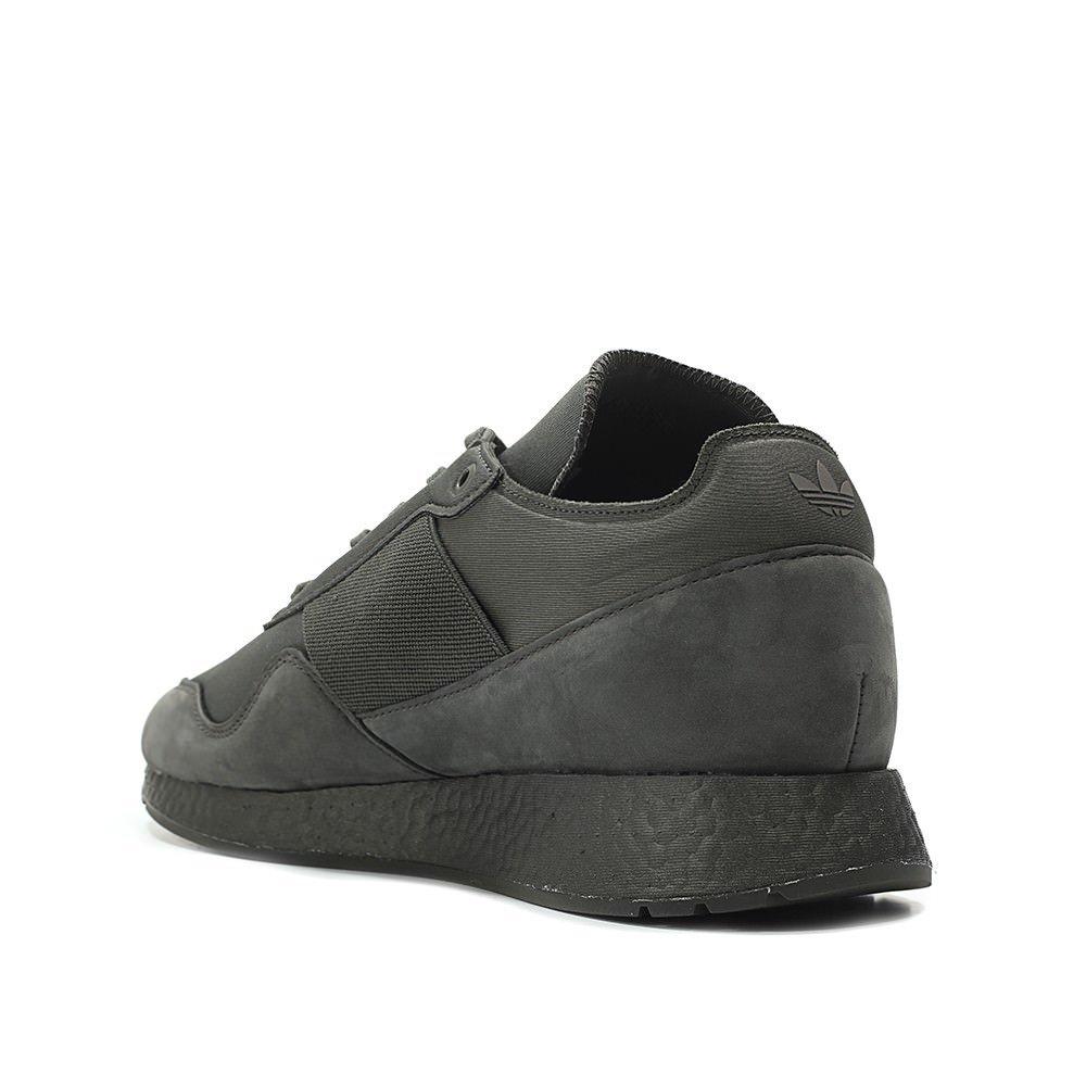 new product a01d7 91141 Amazon.com  adidas Mens New York Present Arsham Dark GreyBlack Nylon Size  5  Shoes