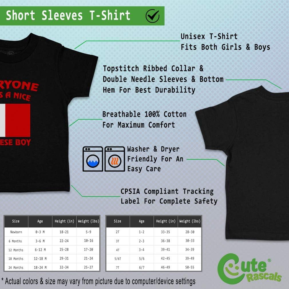 Custom Baby /& Toddler T-Shirt Everyone Loves A Nice Maltese Boy Malta Cotton