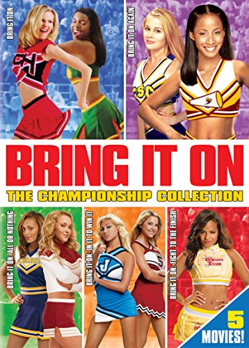 Bring It On: The Championship Collection (Turner Box Set Ashley)