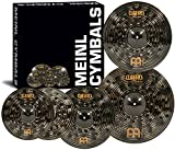 Meinl Cymbals CCD460+18 Classics Custom Dark Pack Bonus Cymbal Box Set with FREE 18'' Dark Crash (VIDEO)
