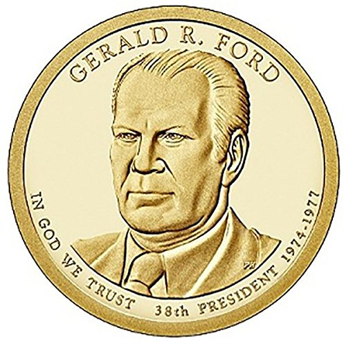 2016-p-d-2-coin-gerald-r-ford-presidential-uncirculated