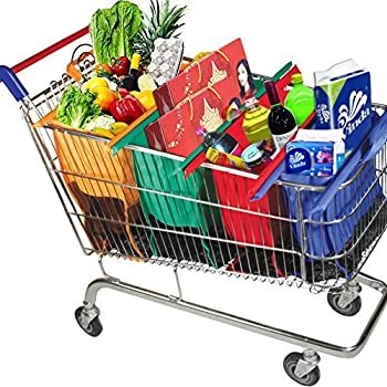 Amazon.com: Tool Style Quality Strong Grocery Shopping Trolley ...