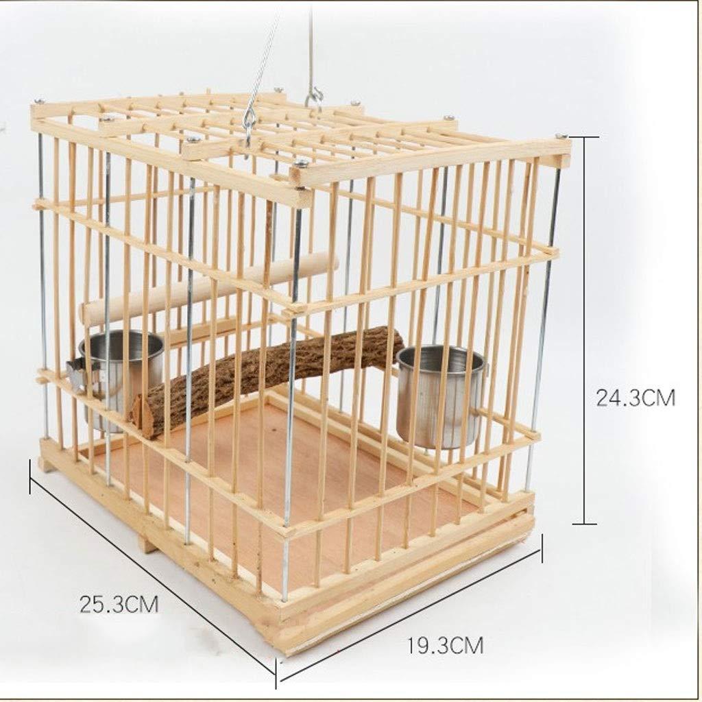 Hjd-cama para perros Exquisito Jaula de pájaros pequeños Jaula de ...