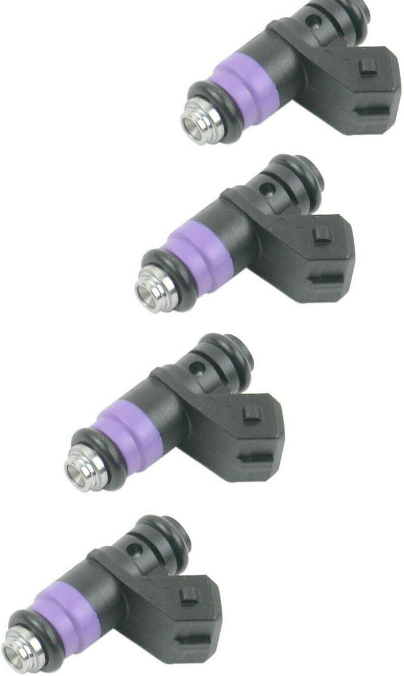 Inyector de combustible de gasolina de 4 piezas 822491439 A2C59506223