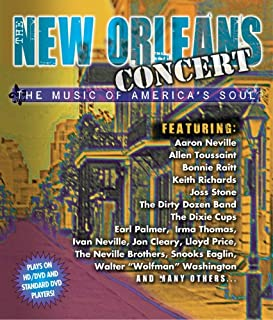 New Orleans Concert - The Music Of America's Soul [HD DVD & DVD Combo] (B000I0QLUK) | Amazon Products