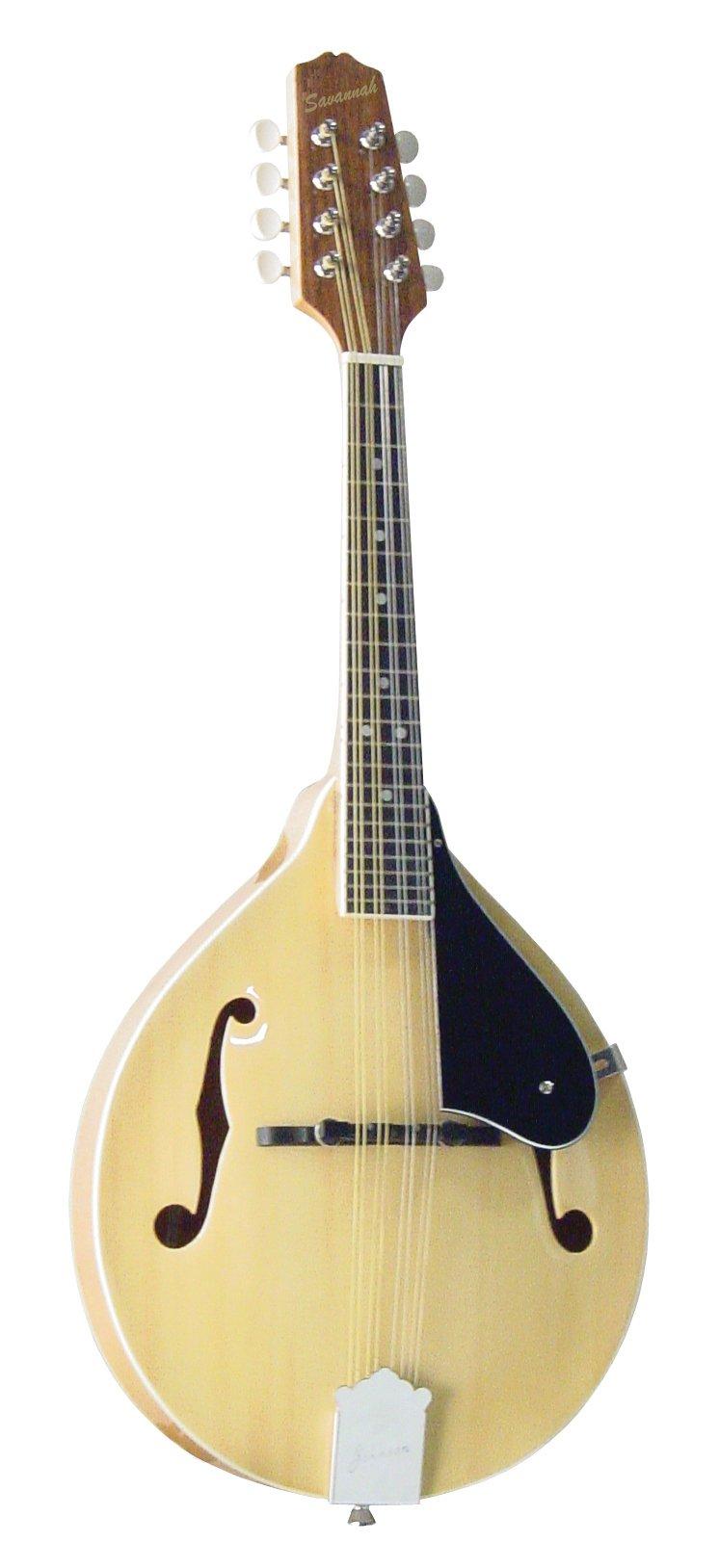 Savannah SA-120-NA Louisville Mandolin, Natural