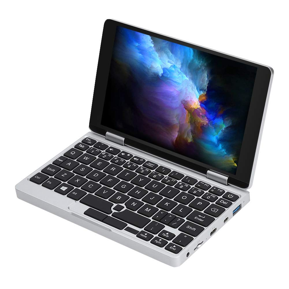 910af2082117 Mini Notebook Laptop, ASHATA Touch Screen IPS 7 Inch Windows 10 ...