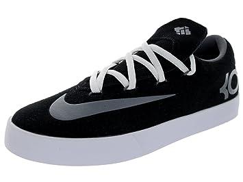 Nike Kids KD Vulc (GS) Black/Cool Grey/White Casual Shoe 7