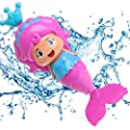 Conquer Baby - Baby Bath Toy - Mermaid Wind Up Floating Water Toy for Kids and Toddlers - Swimming Pool Water Beach Bathing Time Bath Tub Fun BPA free - One Piece by Conquer Baby that we recomend personally.