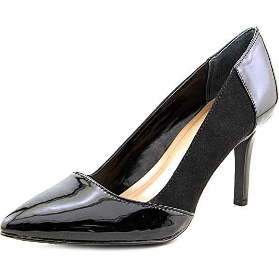 Style Co. Pumps Womens Adirra Pointed Toe Classic Pumps Co. Black Size 8.0 b4915b