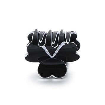 Women Hair Claw Clip Mini Barrette Elegant Faux Pearl Hair Accessories 1PC