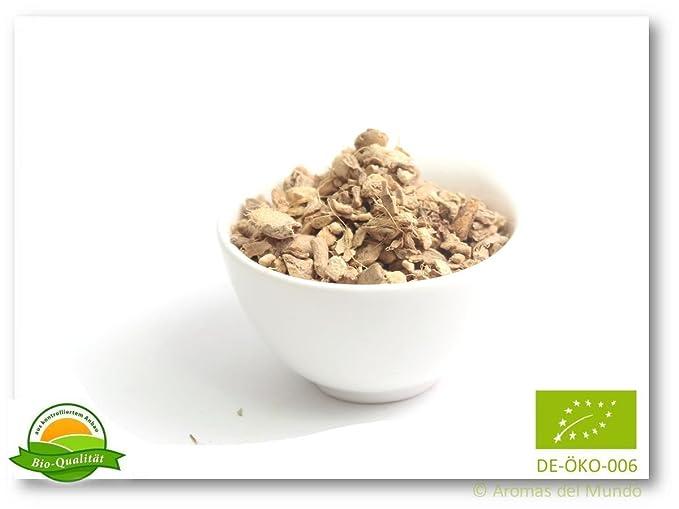 Aroma natural Jengibre pelado y cortado (orgánico) 1000 g