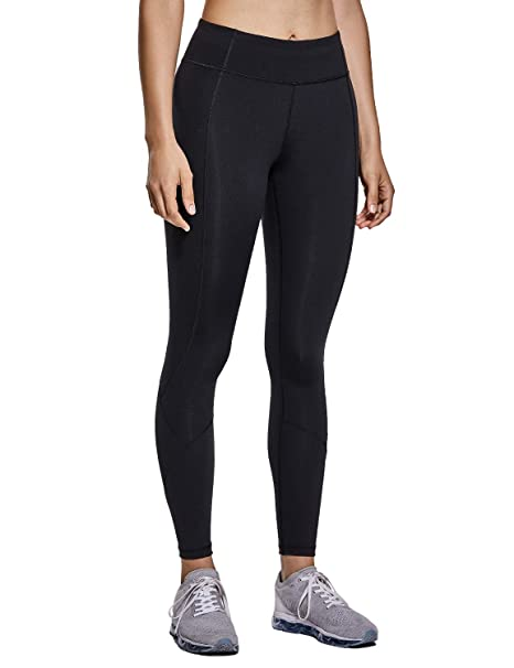 CRZ YOGA Mujer Compression 7/8 Leggings Deportes Running ...