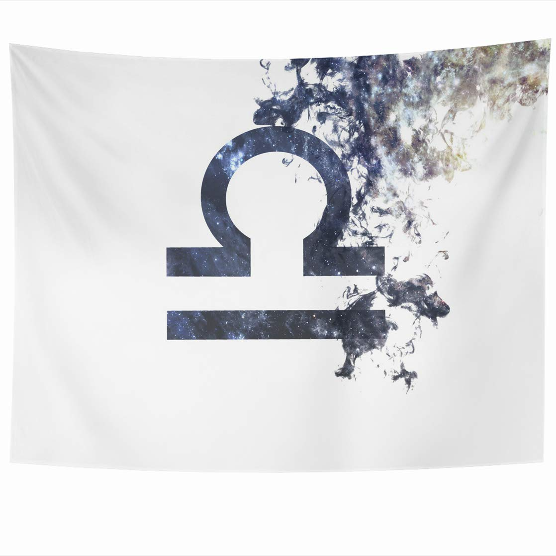 AlliuCoo Tapestry Wall Hanging 60 x 50 Inches Cancer Zodiac Sign ...