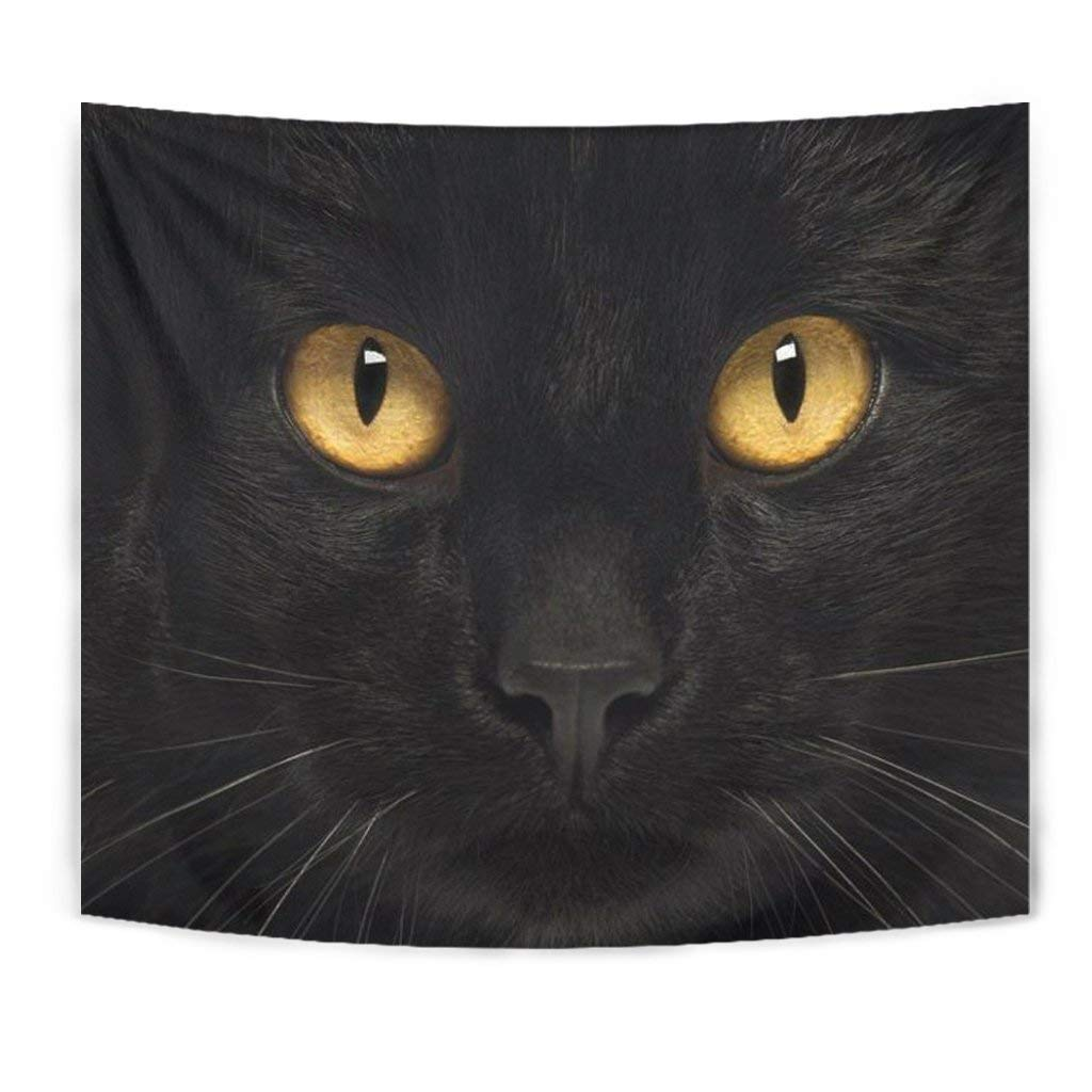 Bombay Cat Print Tapestry by Pawick