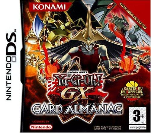 Third Party - Yu-Gi-Oh ! GX : Card Almanac Occasion [ Nintendo DS ] - 4012927082317 ()